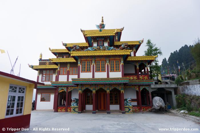 Aloobari Monastery