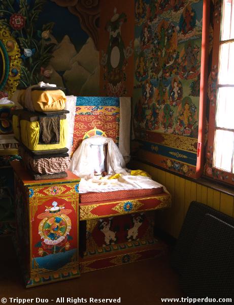 Old Manuscript, Aloobari Monastery