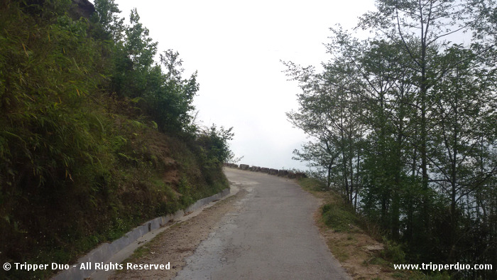 Walking To The Aloobari Monastery From Jorbunglow, Ghum And Back