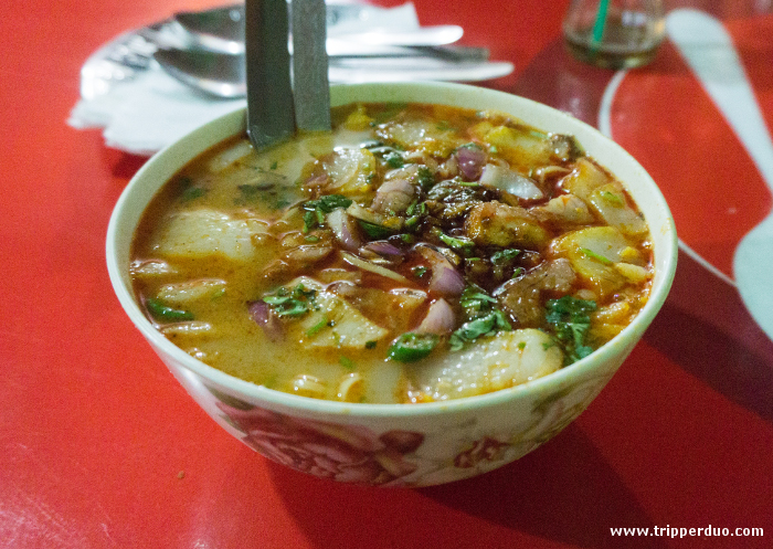 Mixed Thukpa